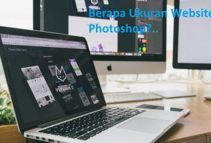 Ukuran Website Di Photoshop